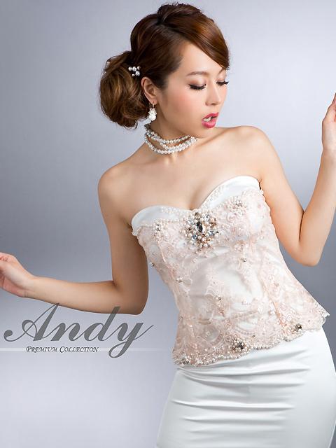 画像4: [ANDY]リボンチュール・スカラーカットスカート・ミニドレス・ワンピース《送料&代引き手数料無料》