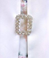 画像12: [韓国製][rinfarre]ホワイト・レイヤードスタイル・半袖・バックル・スカーフ・ミニ・ドレス・ ワンピース[MIRIN着用][送料無料] (12)