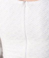 画像18: [韓国製][rinfarre]シンプル・格子柄×立体生地・ラメ・エレガント・ノースリーブ・マーメイド・ロングドレス[山崎みどり・MIRIN着用]《送料&代引き手数料無料》myrd (18)