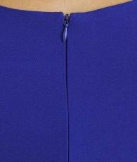 画像12: [ERUKEI][山崎みどり着用][姉ageha]ビビッドカラー・半袖・スクエアネック・シンプル・無地・ミディアムドレス・ワンピース[送料無料]mall_ (12)