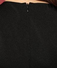 画像11: [ERUKEI]トリコロール・ブラックベース・ノースリーブ・大人・ミニドレス・ワンピース[MIRIN着用][送料無料] (11)
