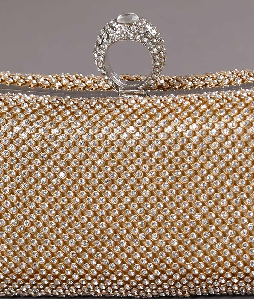 画像3: [バッグ]キラキラ六角形・3WAYチェーン・パーティー・ショルダー・ハンド・クラッチバッグ