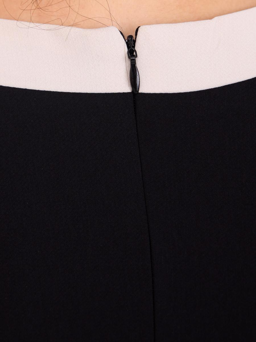 画像: [お問い合わせ多数!!再入荷][COLORDRESS] [山崎みどり着用][姉ageha]バイカラー・ラップスカート風・レトロ・くるみボタン・Aライン・フレア・ノースリーブ・ミディアムドレス[送料無料]【mall】
