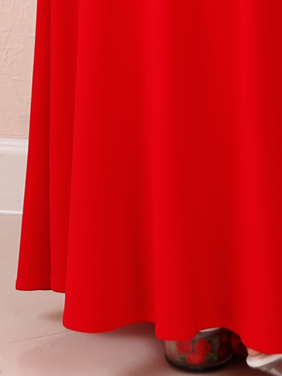 画像: [ERUKEI][早川沙世・山崎みどり着用][姉ageha]金刺繍・ビジュー・ヌーディーネット・シースルー・背中開き・セクシー・エレガント・タイト・ロングドレス《送料&代引き手数料無料》【srd-mbk】